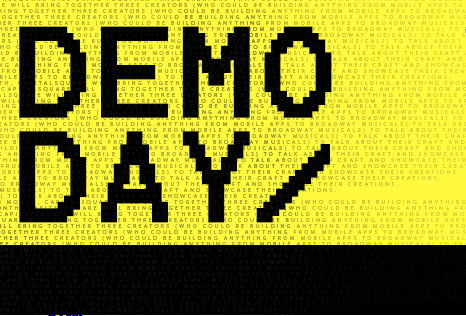Demo Day Version 1.0