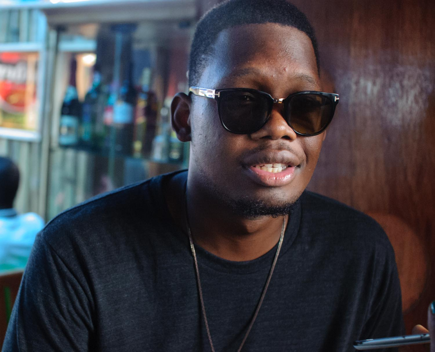 """Music chose me"" – an exclusive tête-à-tête with Ajebutter"