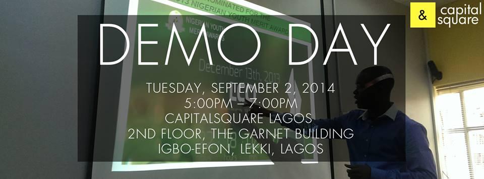 CapitalSquare Demo Day #3 exhibitors