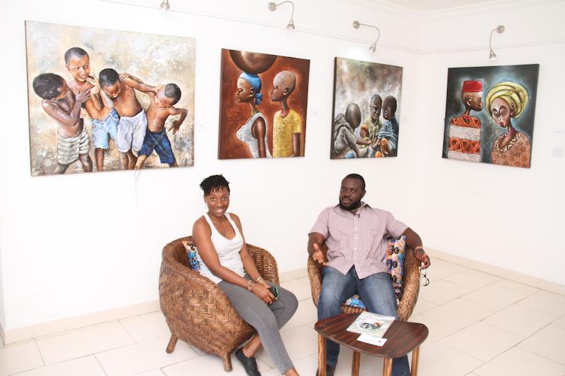 Illimité(2015) by Chinedu Ogakwu