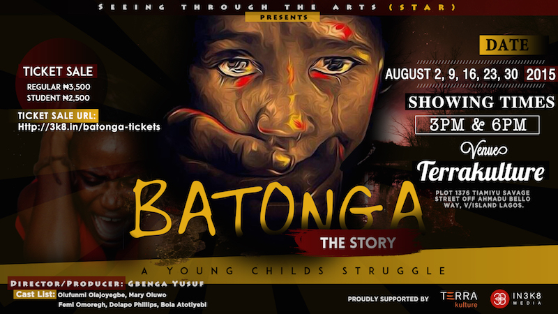 Amazing August in Nigerian Theatre