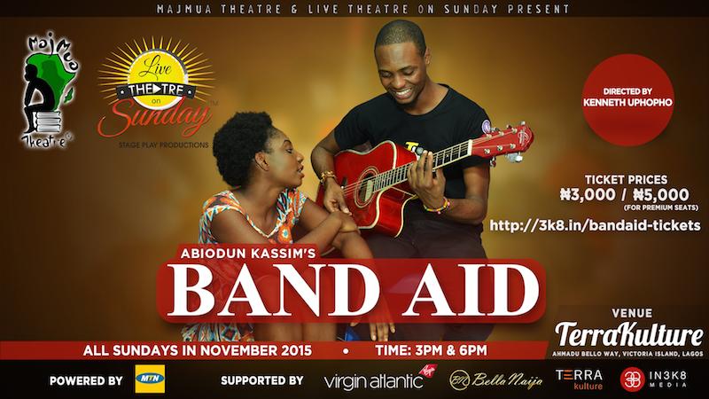 Abiodun Kassim's Band Aid