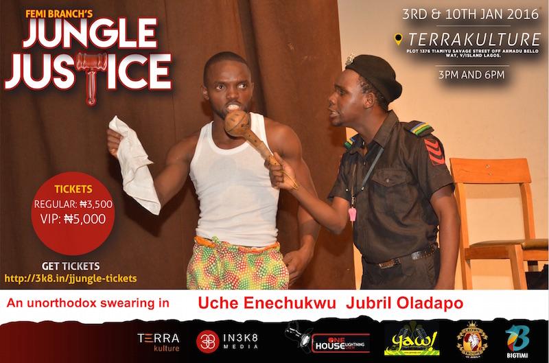 Jungle Justice in January