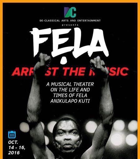 Fela: Arrest The Music