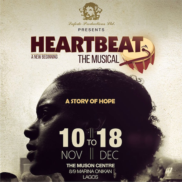 Lufodo Productions' heartbeatmusical