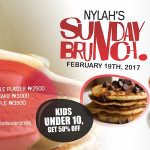 Sunday Brunch is back on the menu in February 2017