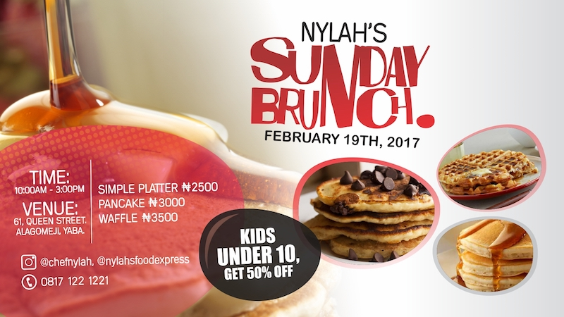 Nylah's Catering's Sunday Brunch