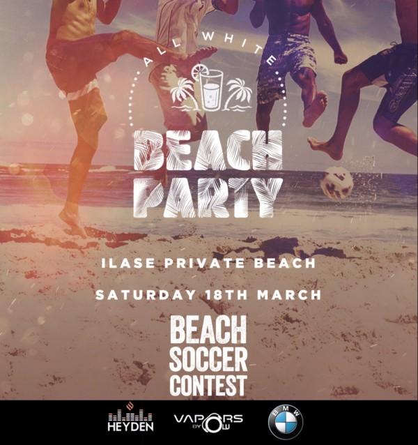 Beach Soccer Contest