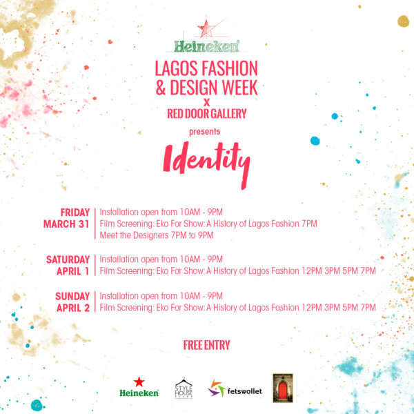 The Weekend Thermometer- Lagos fashion and design Week