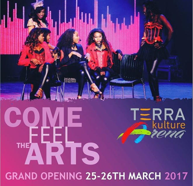The Weekend Thermometer- Terrakulture Grand opening
