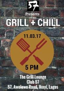 The Weekend Thermometer- Grill and chill