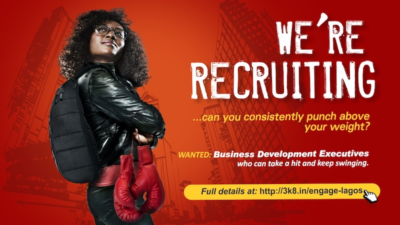 Hiring: Business Development Executives