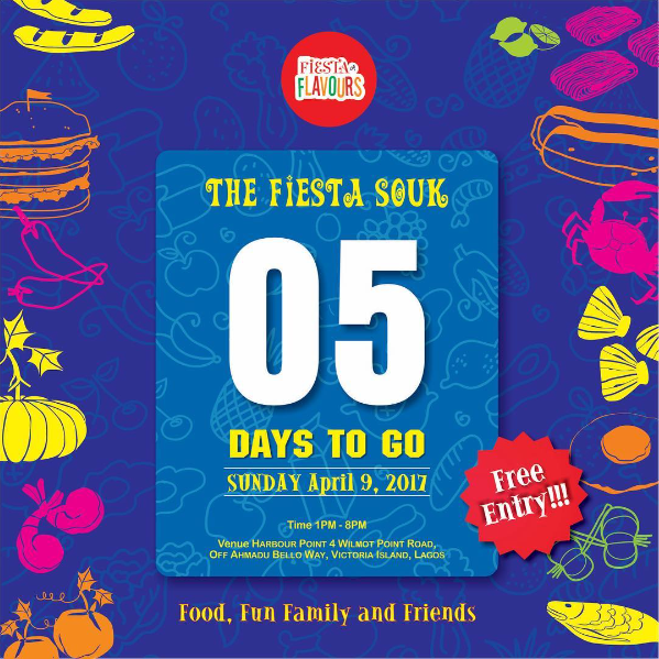 -The Weekend Thermometer- The Fiesta Souk