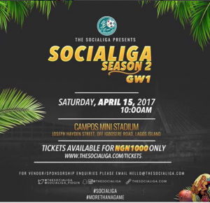 The Weekend Thermometer- Socialiga