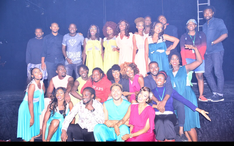 Cast and Crew of Gbenga Yusuf's Flower