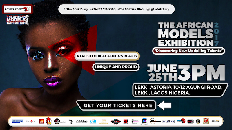 African Model Exhibition by Afrik's Diary