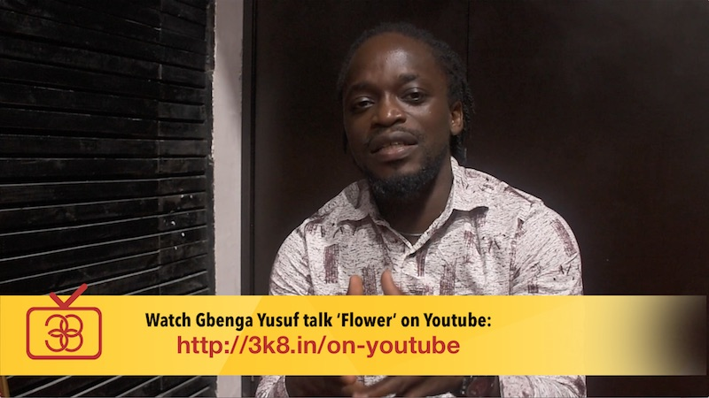 Gbenga Yusuf on next steps for 'Flower' Stage Play