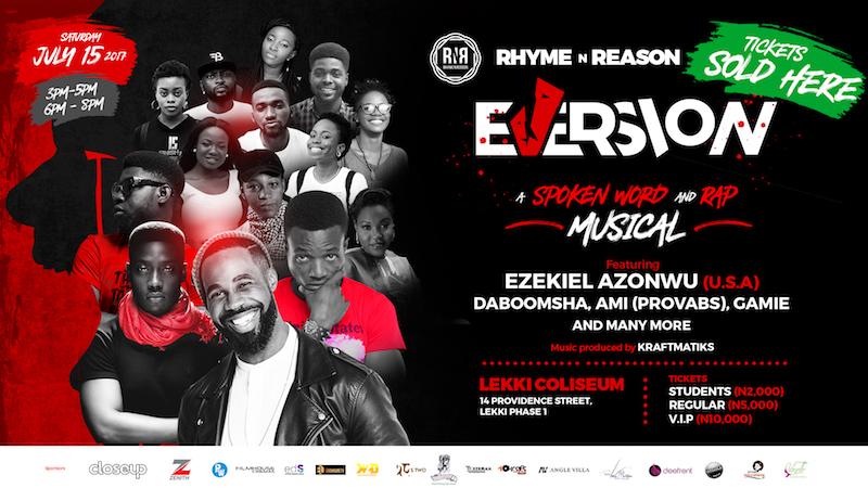 Rhyme N Reason @ Lekki Coliseum