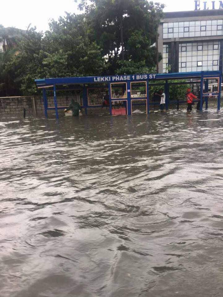 The Lekki Flood