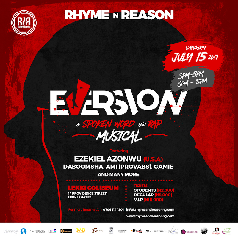 Ryhme and Reason (Eversion)