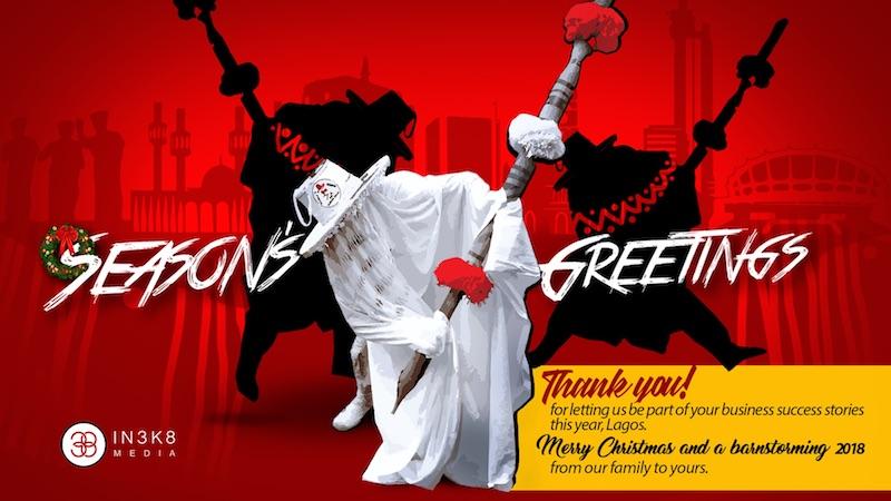 Thank you, Lagos!