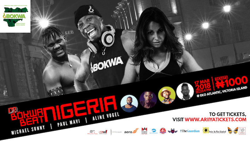 BOKWA Beats @Eko Atlantic