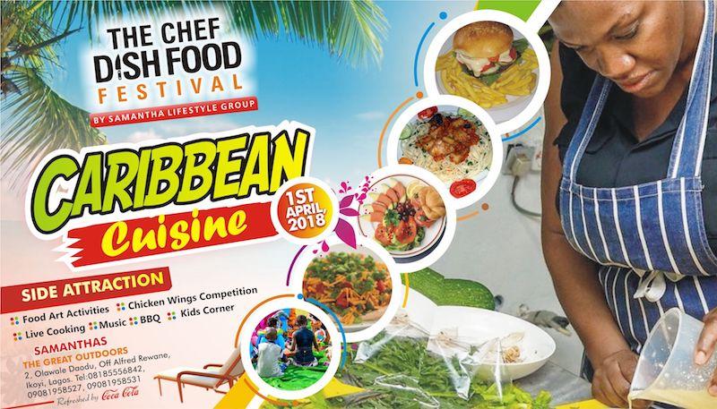 Caribbean Cuisine @ Samantha's Bistro