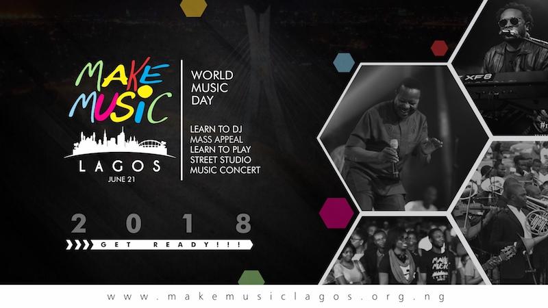 Make Music Lagos 2018