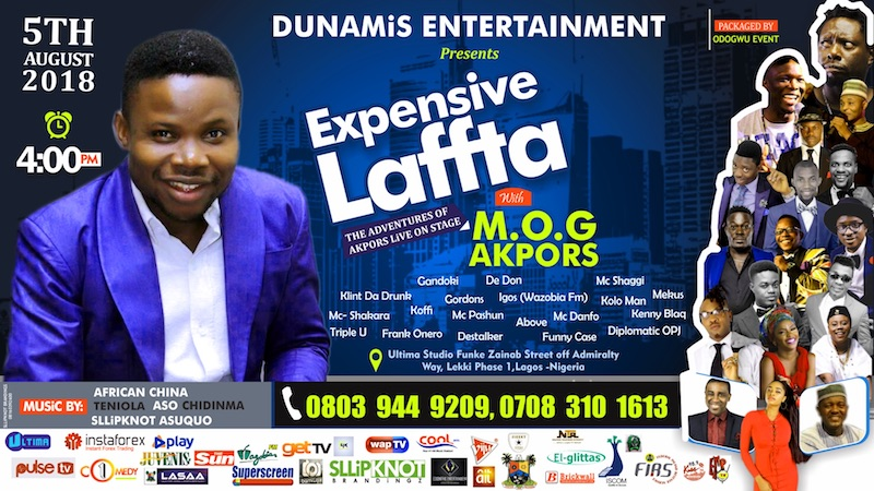 Expensive Laffta Campaign