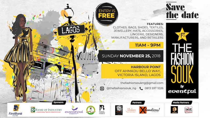 Eventful Nigeria's Fashion Souk @Harbour Point