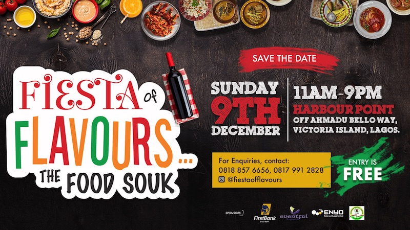 Fiesta of Flavours: Food Souk @Harbour Point
