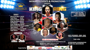 Monarch's King of the Ring