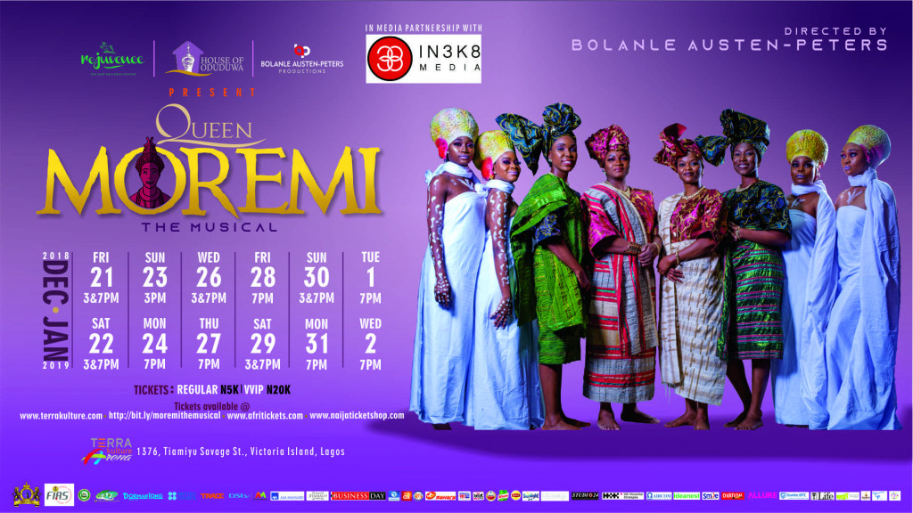Queen Moremi at TerraKulture
