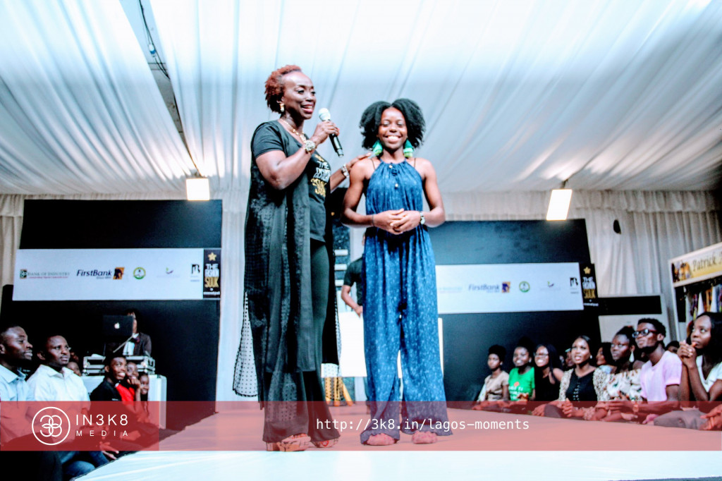 Grit, Glitz and Glamour @The Lagos Fashion Souk