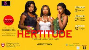 Kesiena Obue's Hertitude @Freedom Park