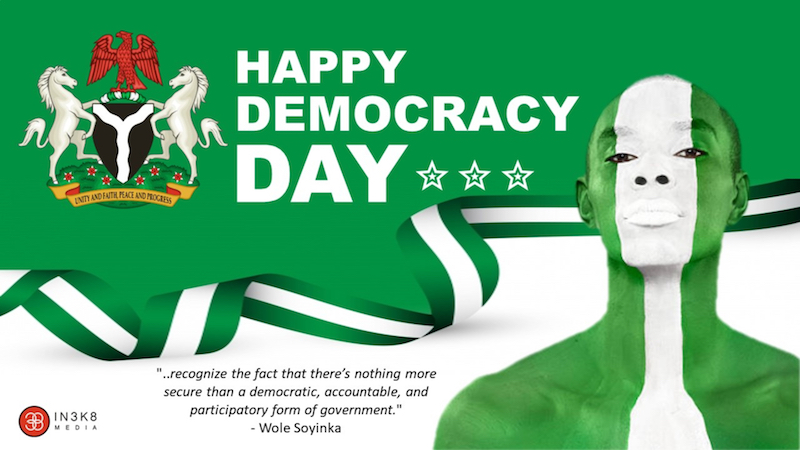 Happy Democracy Day 2019