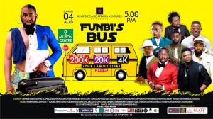 Funbi's Bus @MUSON Centre