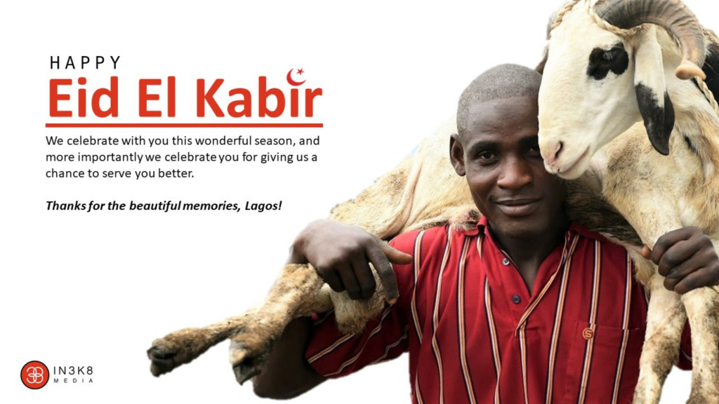 Happy Eid El Kabir