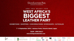 Lagos Leather Fair @Harbour Point