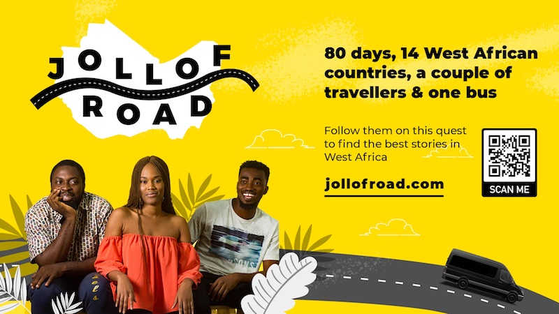 Zikoko's Jollof Road – A Journey