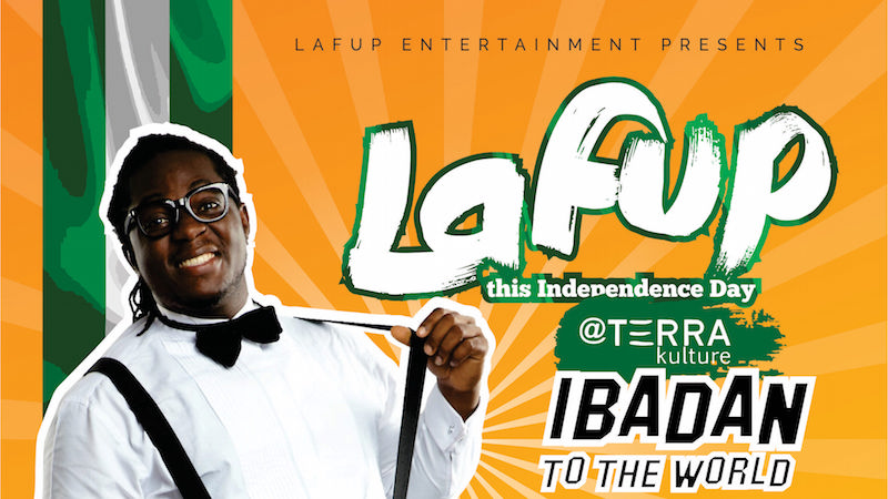 LAFUP Independence Day @TerraKulture