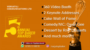 The Top Baker Awards 2019