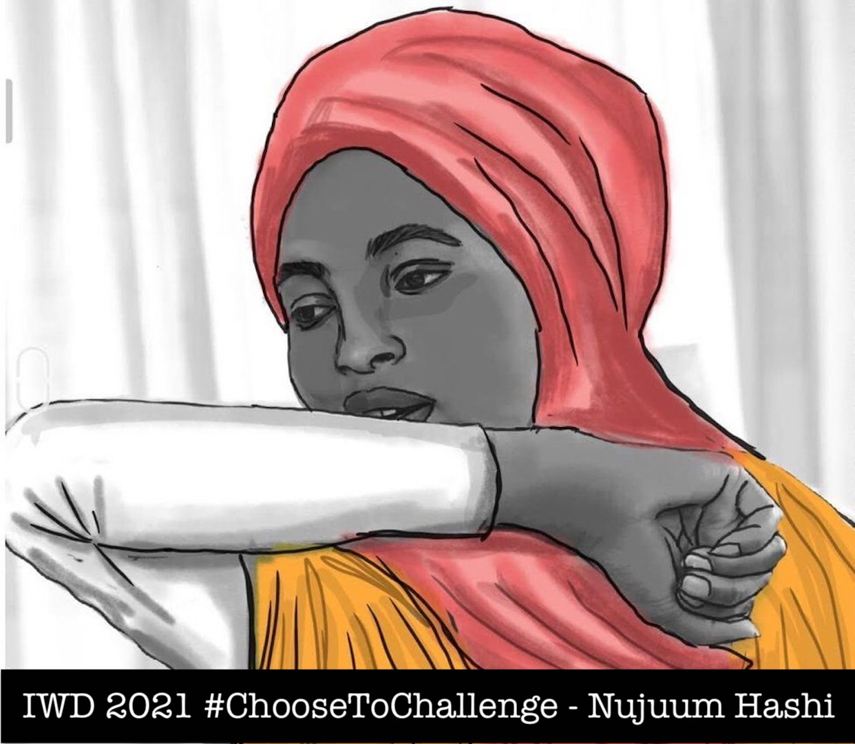 IWD 2021: Choose To Challenge