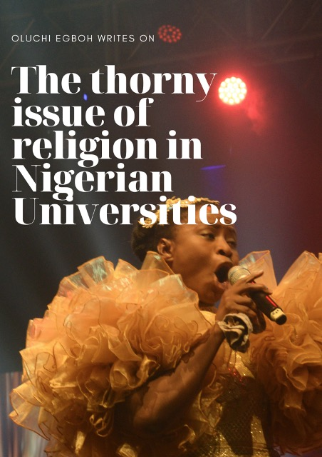 The Thorny Issue of Religion in Nigerian Universities