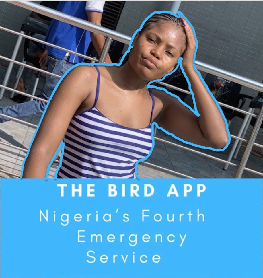 The Bird App: Nigeria's Fourth Emergency Service