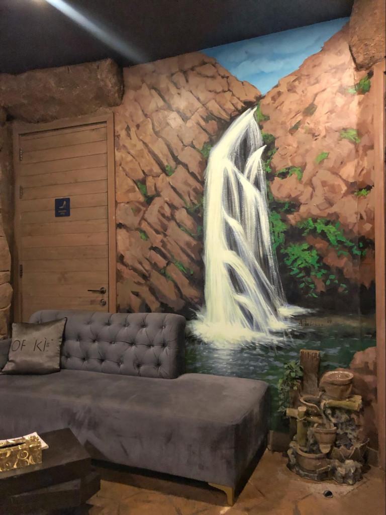 The Reception at Oriki Spa