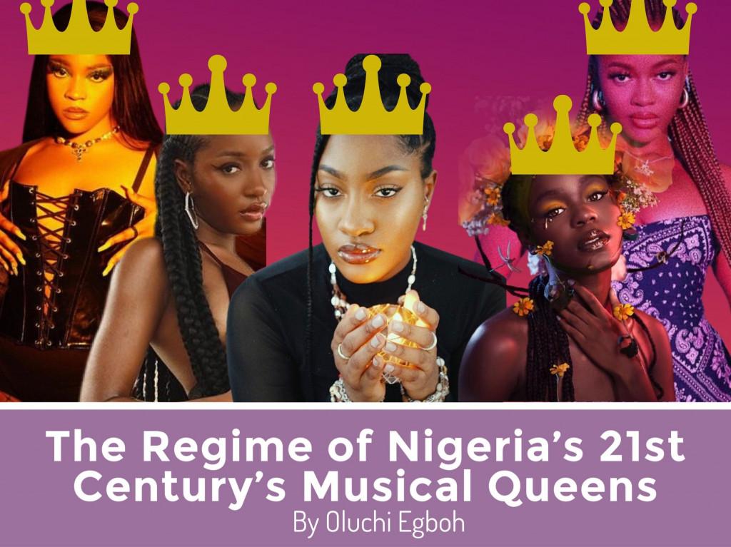 The Regime of Nigeria's 21st Century's Musical Queens