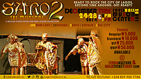 SARO2 The Musical Holiday Promo