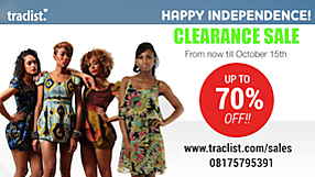 Traclist.com 2014 Independence Sales