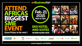 ConnectNigeria.com E-biz Fair 2015